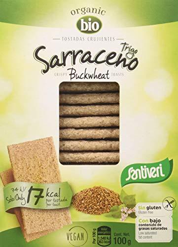 Santiveri Tostadas Lig. Trigo Sarraceno Bio-N 100G 100 g