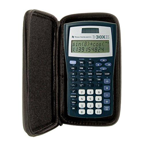 Schutztasche für Taschenrechner von Texas Instruments, für Modell: TI 30 XIIS