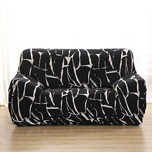 Fundas de sofá elásticas universales para Sala de Estar sofá Toalla Funda de sofá Antideslizante Funda de sofá elástica A10 4 plazas