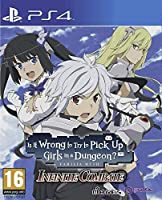 Is It Wrong To Try To Pick Up Girls in A Dungeon? Infinite Combate (PS4) (輸入版)