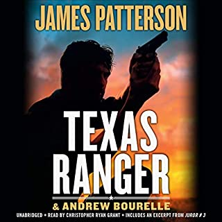 Texas Ranger cover art