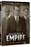 Boardwalk Empire: The Complete Fourth Season [DVD] [Import]