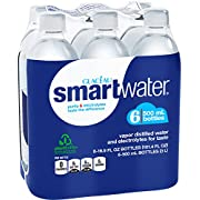 smartwater .5L, 6 ct