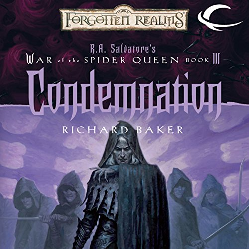 Condemnation audiobook cover art