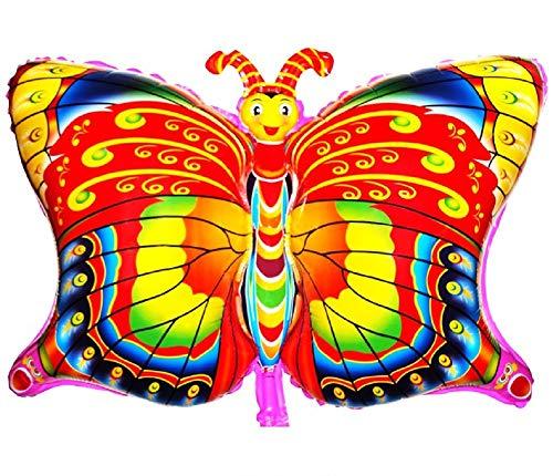 XXL Helium Folienballon Riesen Schmetterling Zoo Deko Sommer Garten Geschenk NEU