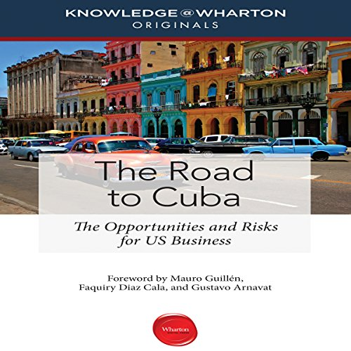The Road to Cuba audiobook cover art