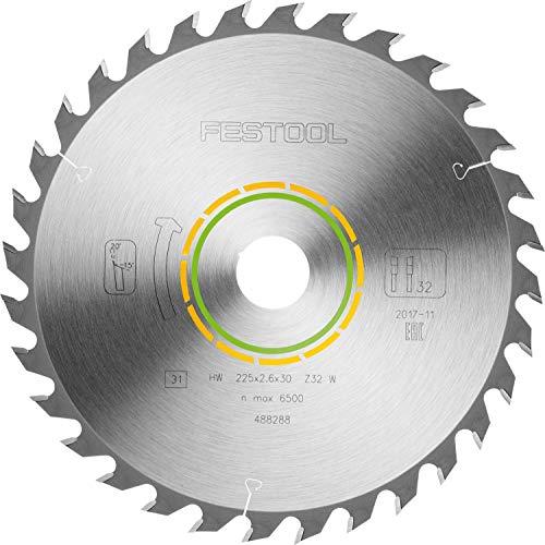 Festool Universal-Sägeblatt HW 225x2,6x30 W32 für CS 70