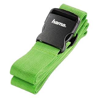 Hama Luggage Strap - Green, 5cm x 200 cm (B003LSIN0W) | Amazon price tracker / tracking, Amazon price history charts, Amazon price watches, Amazon price drop alerts