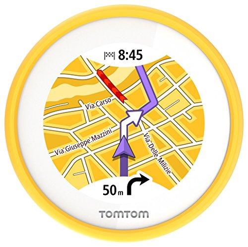TomTom 9UUA.001.73 Cover Protettiva in Silicone per VIO, Giallo
