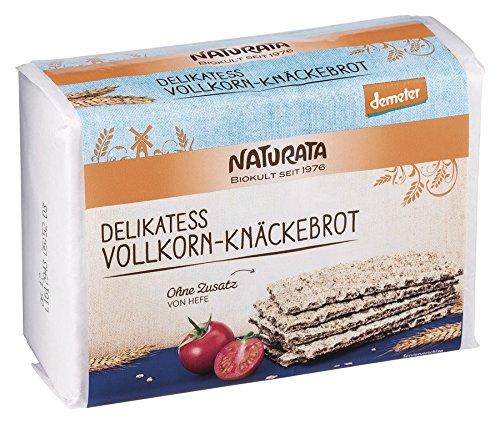 Naturata Bio Delikatess Vollkorn-Knäckebrot (12 x 250 gr)