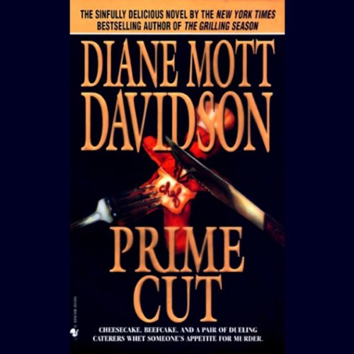 Prime Cut                   By:                                                                                                                                 Diane Mott Davidson                               Narrated by:                                                                                                                                 Cherry Jones                      Length: 6 hrs and 22 mins     82 ratings     Overall 4.1