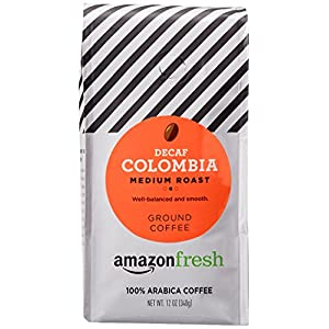 Decaf Colombia Ground Coffee