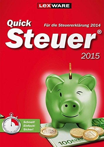 QuickSteuer 2015 [PC Download]