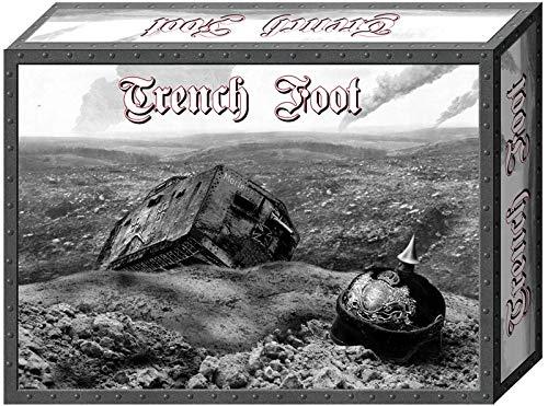 Trench Foot - il gioco da tavolo strategico nella prima guerra mondiale