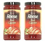 Reese Gourmet Ham Glaze (9 oz Jars) 2 Pack