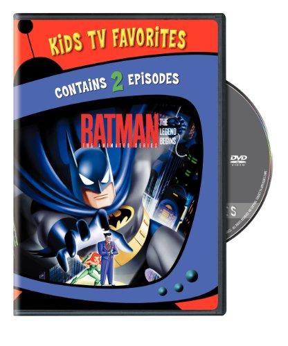 Batman Legends Begins 1 [Reino Unido] [DVD]