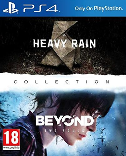 Sony Heavy Rain & Beyond: Two Souls Collection, PS4 PlayStation 4 vídeo - Juego (PS4, PlayStation 4, Aventura, M (Maduro))