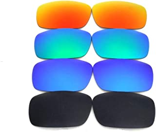 Galaxy Replacement lenses For Oakley Fuel Cell Polarized Black/Blue/Green/Red