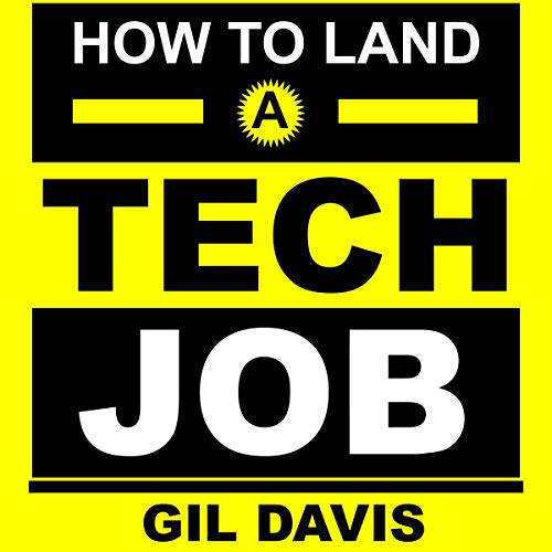 How to Land a Tech Job audiobook cover art