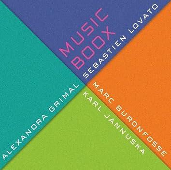 Music Boox (feat. Alexandra Grimal, Marc Buronfosse & Karl Jannuska)