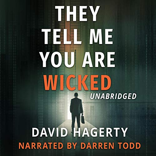 They Tell Me You Are Wicked cover art