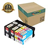 Win-tinten 5 Pack Replacement for Canon PGI1200 Compitable Ink Cartridge for Canon MAXIFY MB2320, MB2020, MB2720, MB2120, MB2050, MB2350, MB2030 Printers.