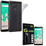 ANNART Case for Wiko View Max 5.99 Inches Ultra Slim Soft