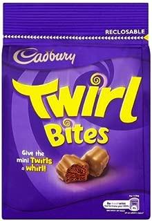 Cadbury Twirl Bites Chocolate Bag 10X145G