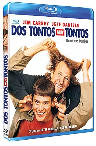 Dumm und Dümmer / Dumm und Dümmehr 1994 / Dumb and Dumber / Dos Tontos Muy Tontos [Blu-ray] EU Import. Deutsche Tonspur.