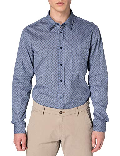 BOSS Marvyn 10232578 01 Camisa, Open Blue489, M para Hombre