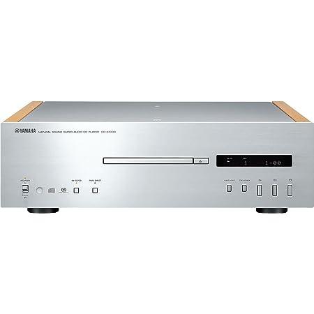 YAMAHA SA-CD対応CDプレーヤー (シルバー) CD-S1000S