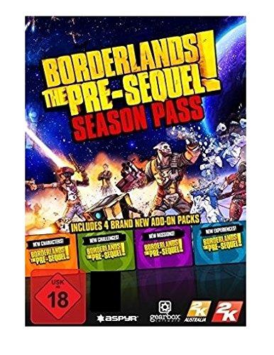 Borderlands The Pre-sequel Seasons Pass [PC Steam Code]
