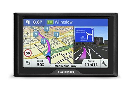 Garmin Drive 50 We LM - Navegador GPS con mapas de por Vida (Pantalla de 5\