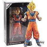Grandista Dragon Ball Z Super Saiyan Son Goku Manga Dimensiones PVC...