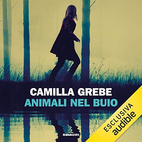 Animali nel buio cover art