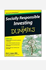 [(Socially Responsible Investing For Dummies )] [Author: Ann C. Logue] [Jan-2009] Paperback