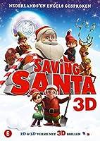 dvd - Saving Santa 3D (1 DVD)