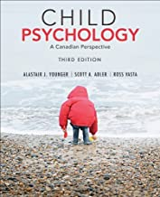 Child Psychology: A Canadian Perspective by Alastair Younger (April 02,2012)