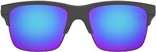 Men's Oo9316 Thinlink Rectangular Sunglasses