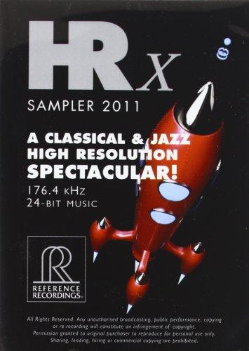 Sampler High Definition 176.4khz, 24 Bit [Italia] [DVD]