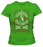 Raxxpurl Festival International de Musique Fun T-Shirt_grün_XL