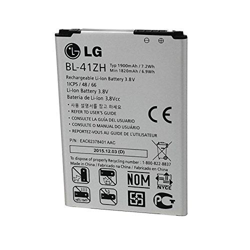 Genuine LG Battery BL-41ZH 1900mAh For LG Risio Leon H343 | H345| LS665 | L22CB ( Non-Retail Package )