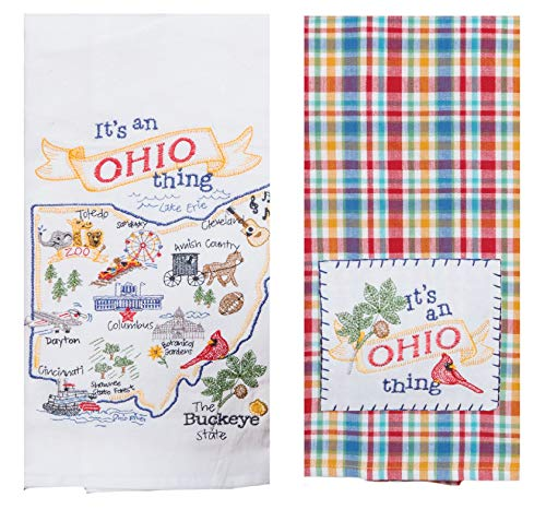 Top 10 Best Selling List for ohio state kitchen towels
