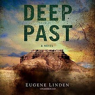 Deep Past audiobook cover art