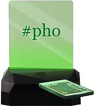 #pho - Hashtag LED Rechargeable USB Edge Lit Sign