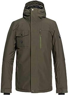 Quiksilver Men's Mission Solid 10K Snow Jacket
