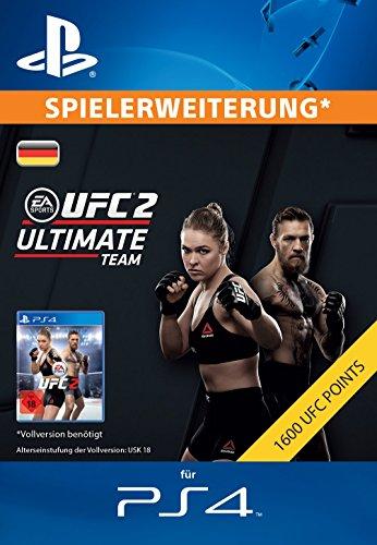 EA SPORTS 2 - 1.600 UFC POINTS [PSN Code - deutsches Konto]