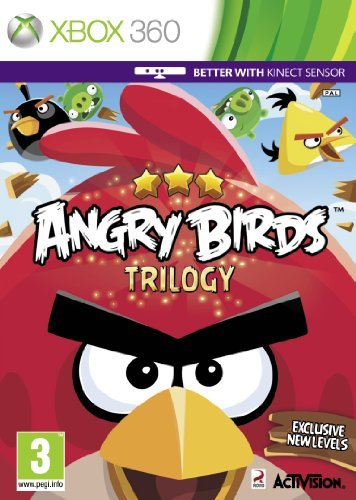 Angry Birds Trilogy (Xbox 360) by ACTIVISION
