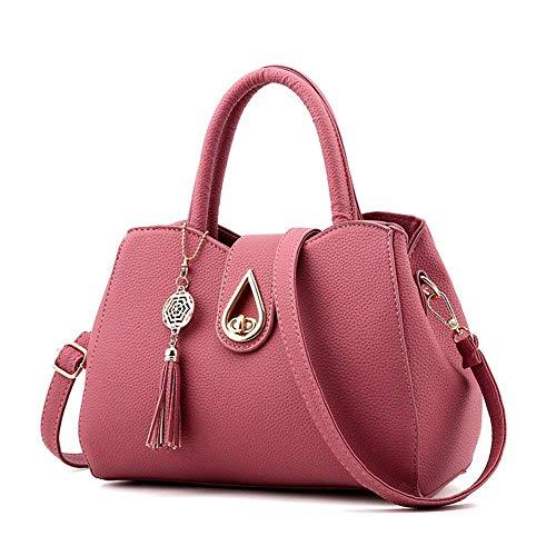 ZGYQGOO Tide Bag Messenger Bag Pendant Ornaments Large Capacity Travel Out School Travel Shoulder Handbag