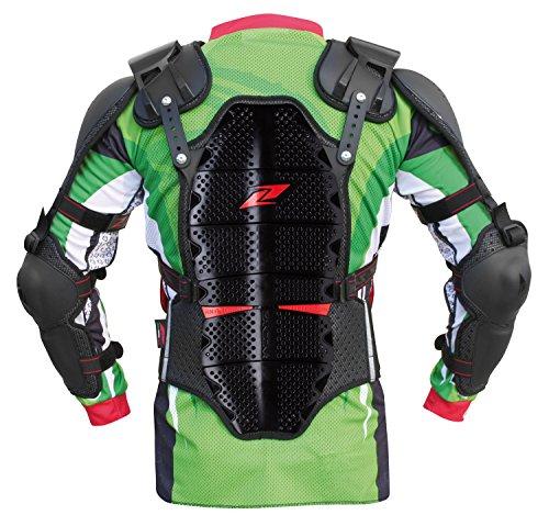 Zandonà–Chaleco de motocross blindados espartaco